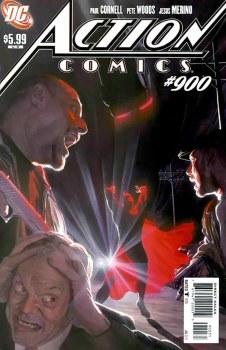 ACTION COMICS #900 VAR ED COVER A