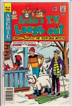 ARCHIE'S TV LAUGH-OUT #048 FN