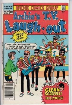 ARCHIE'S TV LAUGH-OUT #100 FN+