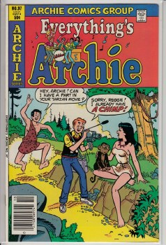 EVERYTHING'S ARCHIE #097 VF+
