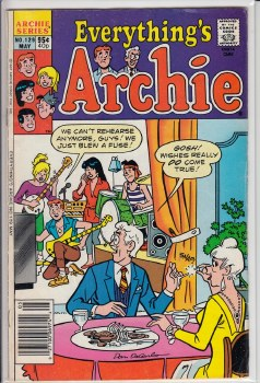 EVERYTHING'S ARCHIE #129 VG
