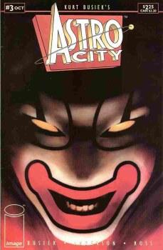 ASTRO CITY (1995) #3 NM