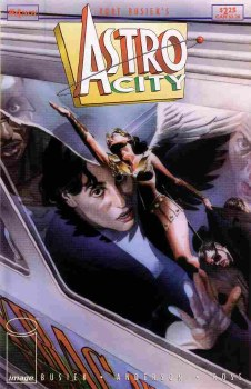 ASTRO CITY (1995) #4 NM