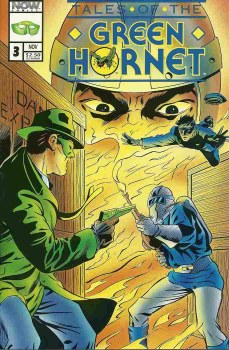 TALES OF THE GREEN HORNET (3RD SERIES) #3 NM