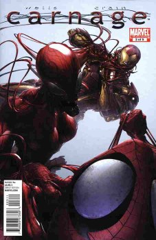 CARNAGE (2010) #3 (OF 5)