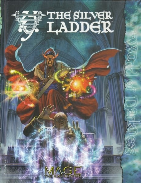 MAGE THE AWAKENING SILVER LADDRT - Hill City Comics & Cards