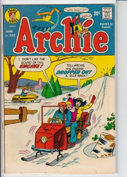 ARCHIE #226 FN
