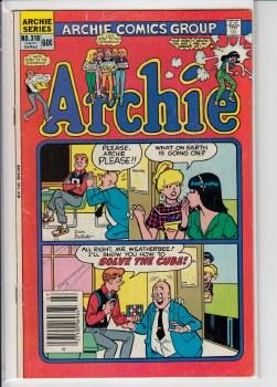 ARCHIE #318 VG