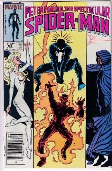 SPECTACULAR SPIDER-MAN (1976) #094 VF