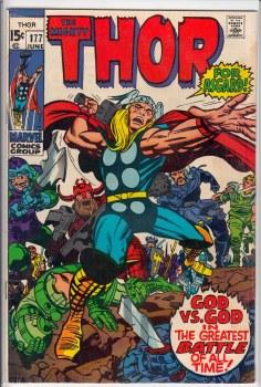 THOR (1962) #177 VG