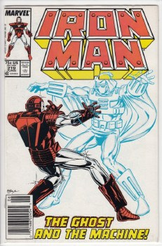IRON MAN (1968) #219 VF