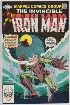 IRON MAN (1968) #158 VF-