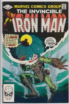 IRON MAN (1968) #158 VF+