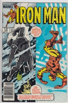 IRON MAN (1968) #194 VG+