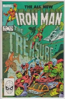IRON MAN (1968) #175 NM
