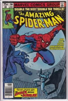 AMAZING SPIDER-MAN (1963) #200 FN/VF