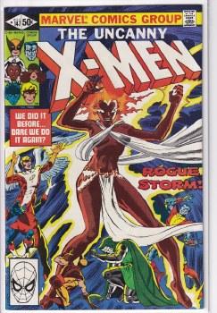 UNCANNY X-MEN #147 NM-