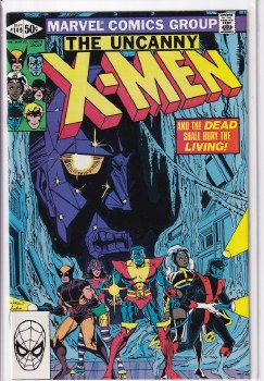 UNCANNY X-MEN #149 VF/NM