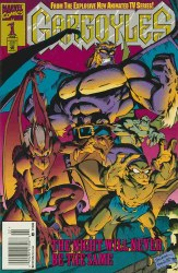 GARGOYLES #1 NM (MARVEL)