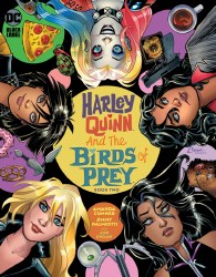 HARLEY QUINN & THE BIRDS OF PREY #2 (OF 4) (MR)