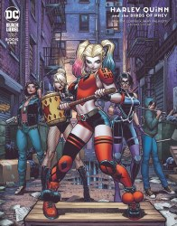 HARLEY QUINN & THE BIRDS OF PREY #2 (OF 4) ARTHUR ADAMS VAR