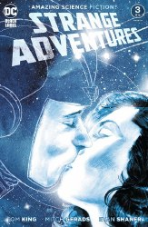 STRANGE ADVENTURES #3 (OF 12) (MR)