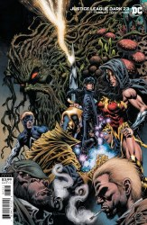 JUSTICE LEAGUE DARK #23 KYLE HOTZ VAR ED