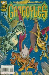 GARGOYLES #2 NM (MARVEL)