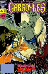 GARGOYLES #4 NM (MARVEL)