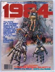 1984/1994 MAGAZINE #10 FN+
