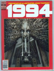 1984/1994 MAGAZINE #18 FN