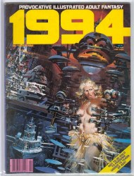 1984/1994 MAGAZINE #29 VG