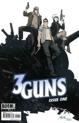 3 GUNS -SET- (#1 to #6)