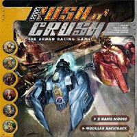 RUSH N CRUSH THE ARMED RACING GAME