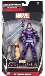 MARVEL LEGENDS AVENGERS MACHINE MAN FIGURE