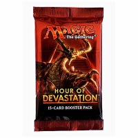 MAGIC THE GATHERING HOUR OF DEVESTATION BOOSTER PACK