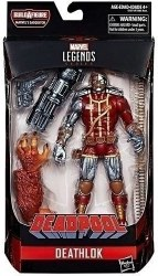 DEADPOOL LEGENDS DEATHLOK ACTION FIGURE