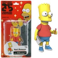 SIMPSONS 25TH ANNIVERSARY GUEST STAR SERIES 5 BART SIMPSON