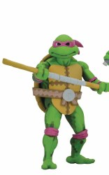 TMNT TURTLES IN TIME DONATELLO ACTION FIGURE
