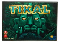 TIKAL BOARD GAME