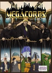 MEGACORPS BOARD GAME