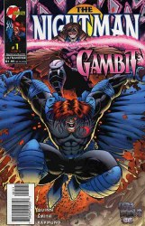 NIGHTMAN/GAMBIT #1 (OF 3)