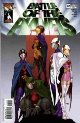 BATTLE OF THE PLANETS #0.5
