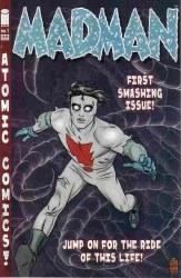 MADMAN ATOMIC COMICS #1