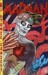 MADMAN ATOMIC COMICS #2 NM-