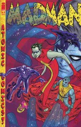 MADMAN ATOMIC COMICS #5 NM-