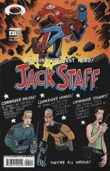 JACK STAFF #4
