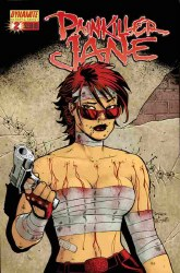 PAINKILLER JANE (DYNAMITE) #2CVR C