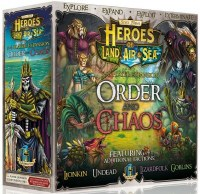 HEROES OF LAND AIR AND SEA ORDER AND CHAOS 5-6 EXPANSION