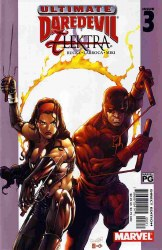 ULTIMATE DAREDEVIL AND ELEKTRA #3 NM